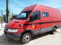 Voiture accidentée : IVECO DAILY