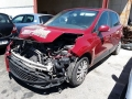 Voiture accidentée : RENAULT SCENIC