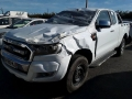 Voiture accidentée : FORD RANGER