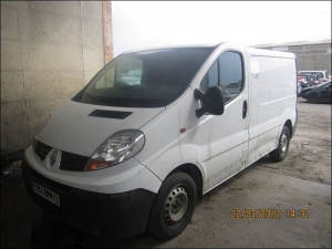 RENAULT TRAFIC1.9 DCI 115 CH PACK CLIM