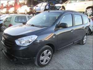 DACIA LODGY 1.2 T