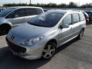 Voiture accidentée : PEUGEOT 307