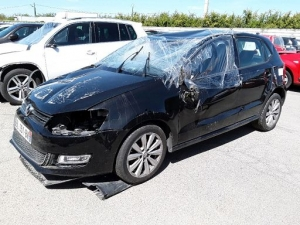 Voiture accidentée : VOLKSWAGEN POLO